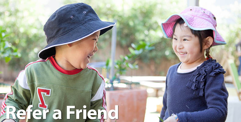 Refer a friend - Header2
