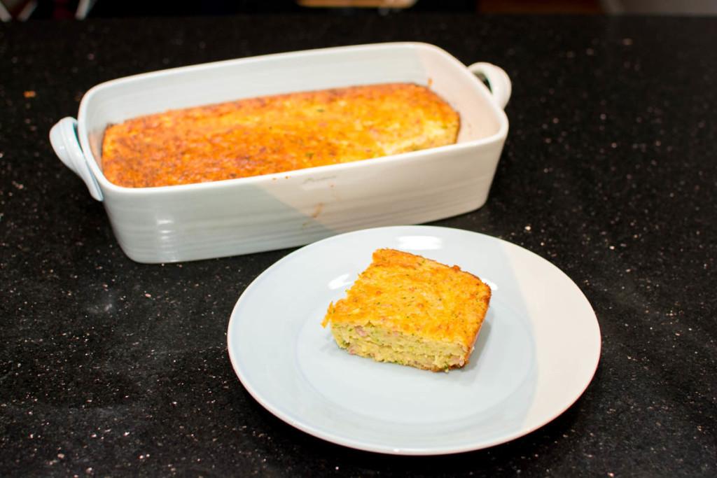 Zucchini Slice 5
