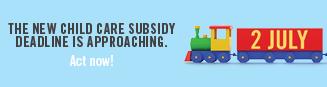 New Child Care Subsidy