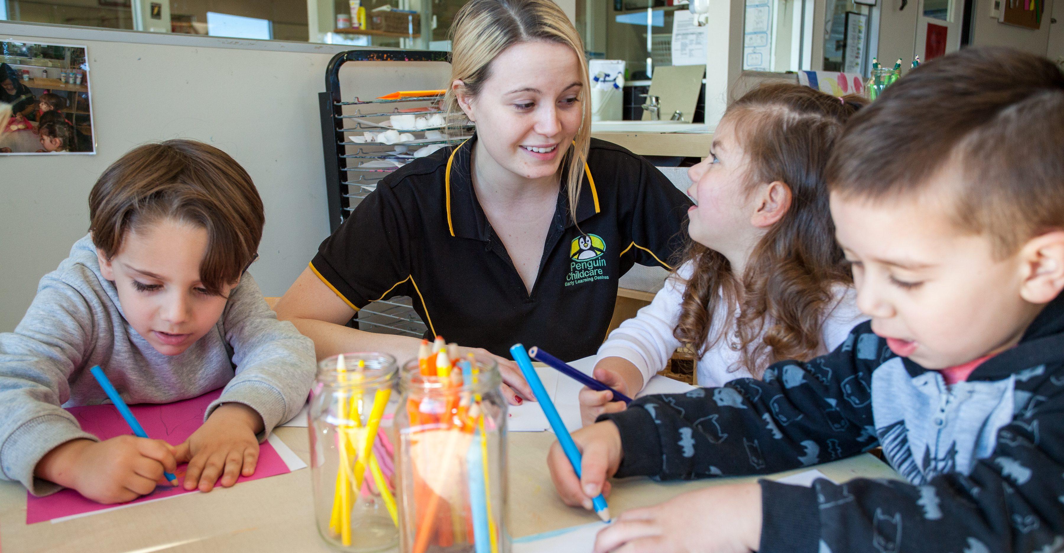 Supporting Vs Enabling Your Child With >> Kindergarten Preschool Program Penguin Childcare